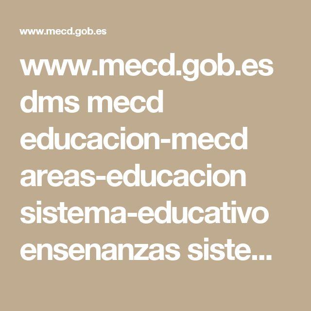 www.mecd.gob.es dms mecd educacion-mecd areas-educacion sistema-educativo ensenanzas sistema-eductivo-lomce sistema-eductivo-lomce.pdf