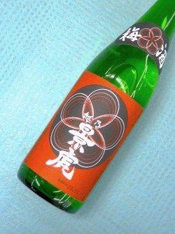 越乃景虎梅酒720ml 日本酒ベースのお気に入り