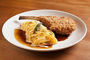 Tavola Salvatore Loi mostra lado informal da cozinha do chef | Revista Menu