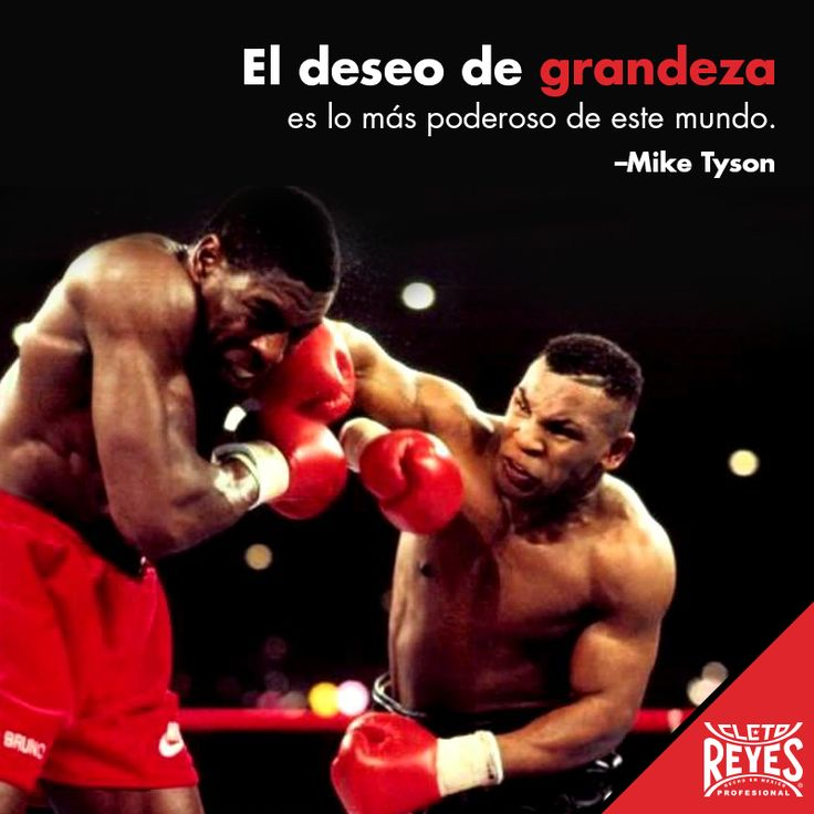 Mike Tyson Quotes: 57 Best BOXING QUOTES Images On Pinterest