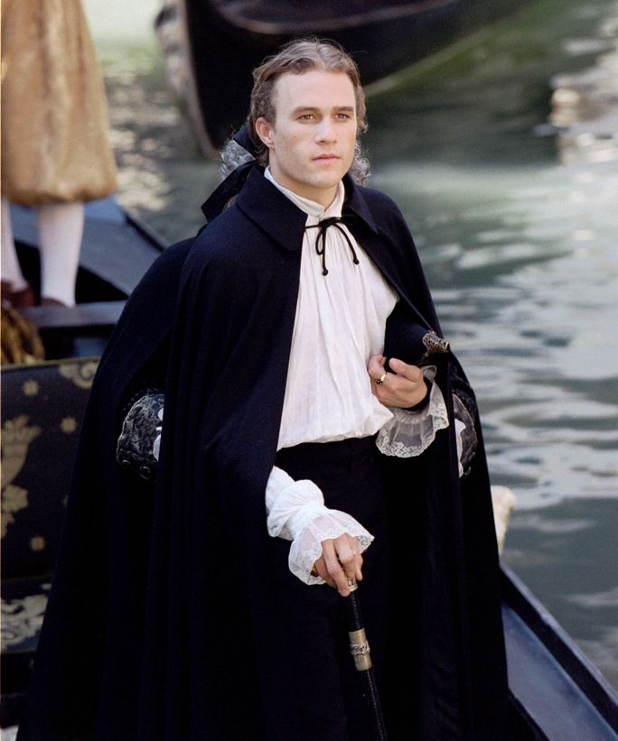 See Heath Ledger's Most Memorable Movie Roles, in Honor of the Late Actor's Birthday - In Casanova, 2005 from InStyle.com