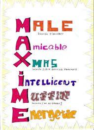 Image result for un poème en acrostiche