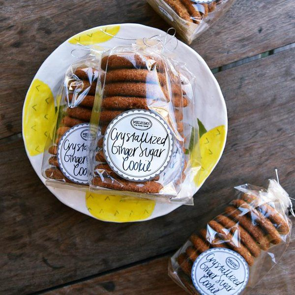 LOVE me some Melissa's Crystallized Ginger Cookies right now! #MothersDay #Gifts
