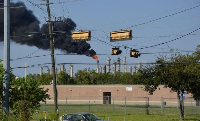 How Houston's Biggest Polluters Are Buying Texas' Elections At The Expense Of Its Residents http://thkpr.gs/3584670 via @climateprogress