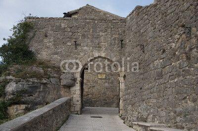 Castel Trosino, visit at the old medieval village