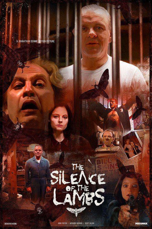 [изображение] — Hannibal Lecter & Clarice Starling
