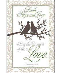 8 best Christian Wedding Programs images on Pinterest