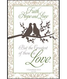 17 Best images about Christian Wedding Programs on Pinterest ...