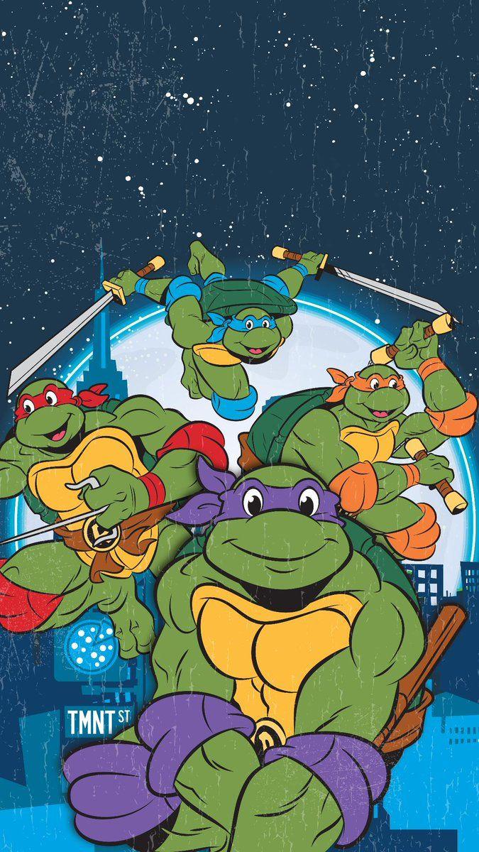 Wallpaper Teenage Mutant Ninja Turtles Artwork Ninja Turtles Artwork Tmnt Artwork