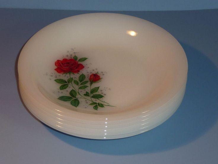 assiette arcopal sur pinterest nostalgie vaisselle. Black Bedroom Furniture Sets. Home Design Ideas