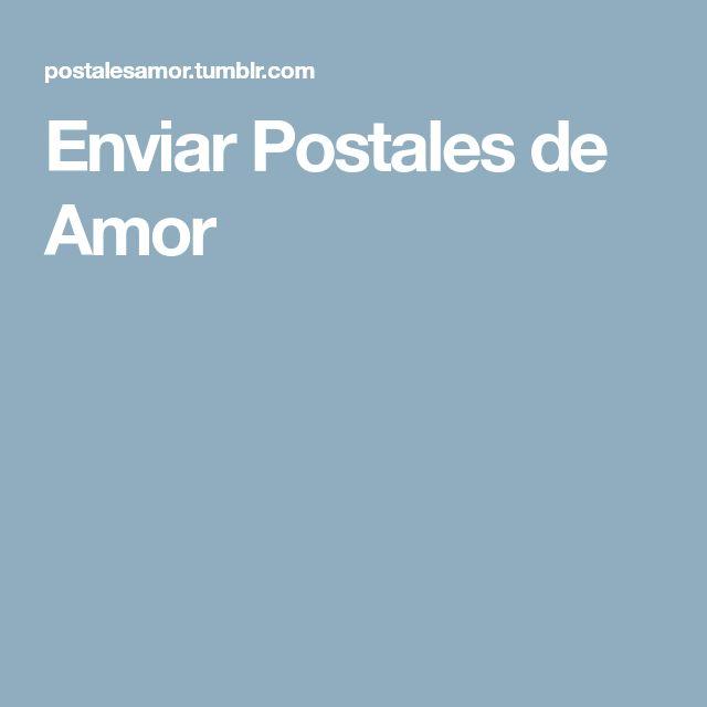 Enviar Postales de Amor