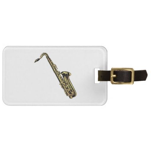 =>>Cheap          	Saxophone Travel Bag Tag           	Saxophone Travel Bag Tag This site is will advise you where to buyDeals          	Saxophone Travel Bag Tag please follow the link to see fully reviews...Cleck Hot Deals >>> http://www.zazzle.com/saxophone_travel_bag_tag-256768369722456789?rf=238627982471231924&zbar=1&tc=terrest