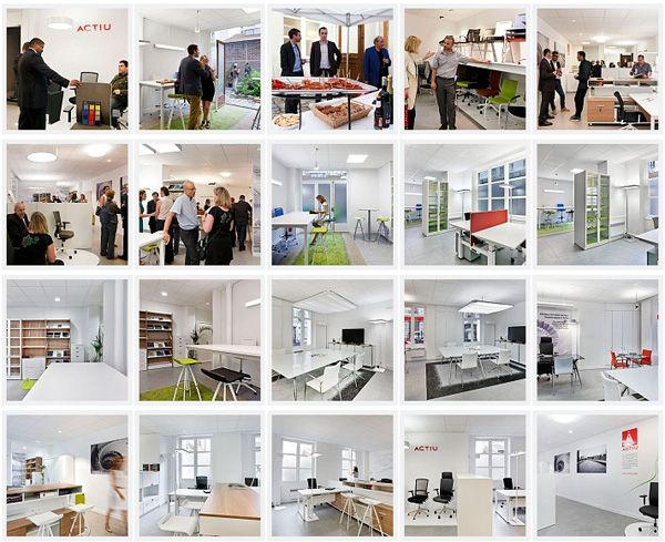 26 best images about oficina ideas on pinterest offices for Muebles de oficina office