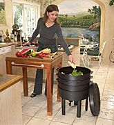 Four Ways To Compost Indoors