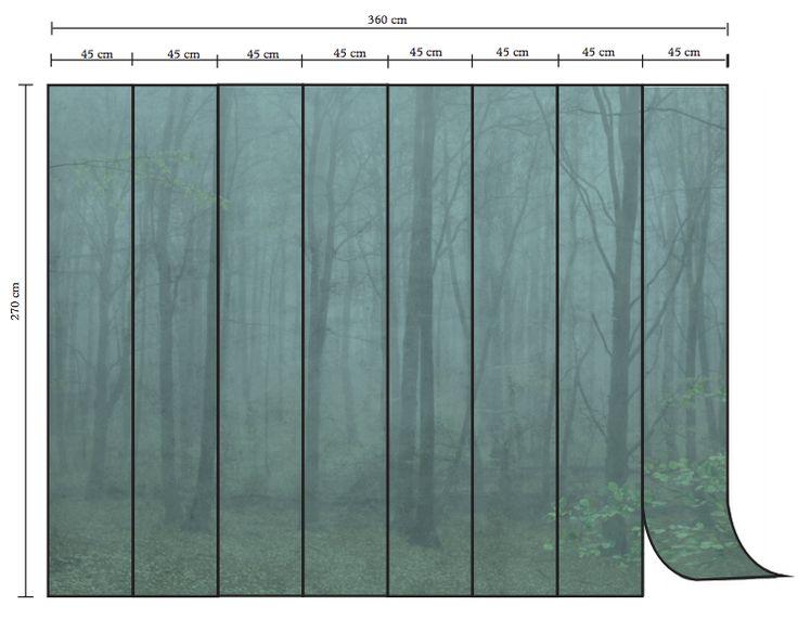 Second large image of Skog Green