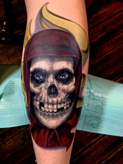 Misfits Skull | Tattoos | Pinterest Misfits Skull Tattoo