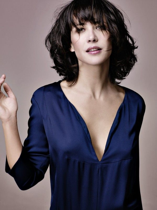 Sophie Marceau - Fashion Photography by Felix Lammers | Cuded coiffeurs en france hairmaps coiffure tendance #star