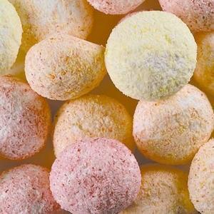 Les boules de coco... Miam