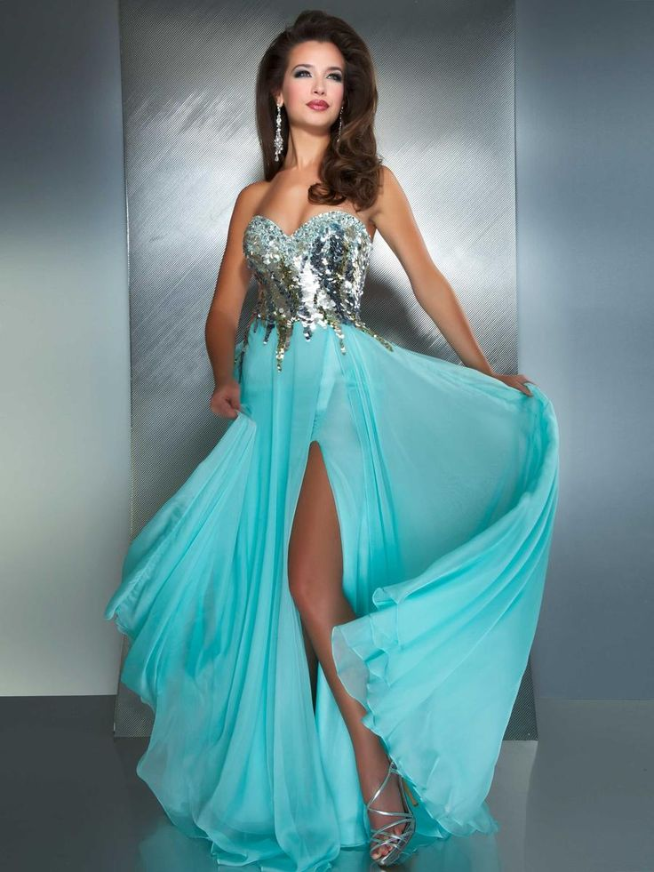 1000  images about Dresses! on Pinterest - Prom dresses- Purple ...