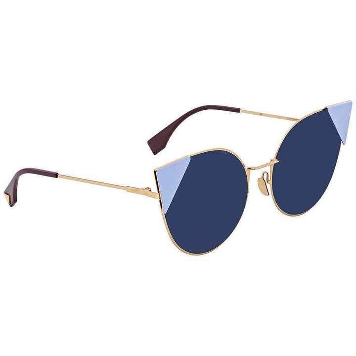 Costa Del Mar North Turn Blue Mirror Polarized Plastic Aviator Sunglasses NTN 21