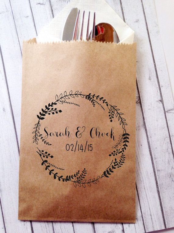 Wedding Favors, Wedding Favor Bags, Cookie Buffet Bags, Candy Bar Bags, Popcorn Bags, Lottery Ticket holders,  Pkg of 25