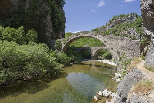 Geoparks in Greece