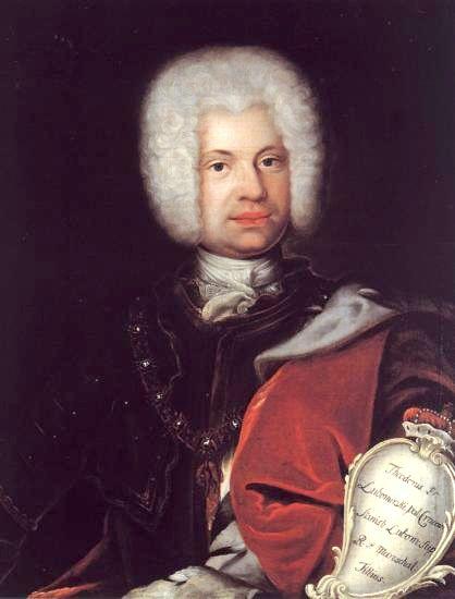 Teodor Lubomirski, wojewoda krakowski, starosta Spisza, brat przyrodni Elżbiety Heleny Sieniawskiej, ojciec Kaspra (generała lejtnanta wojsk rosyjskich) oraz Anusi (ukochanej Adama Tarły).