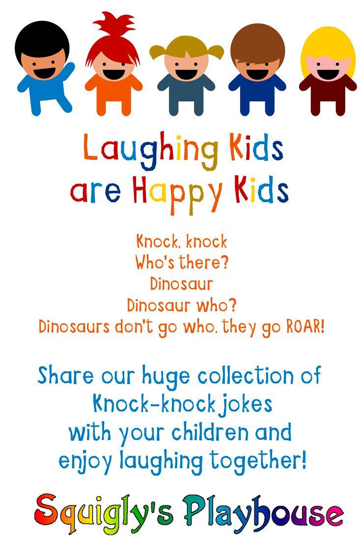 Over 200 Funny Knock Knock Jokes for Kids Jokes for kids