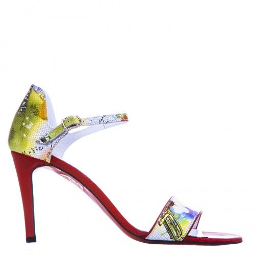 #CONDURbyalexandru #Shoes #2015 #Spring #Summer@1516 Imprimeu cirese