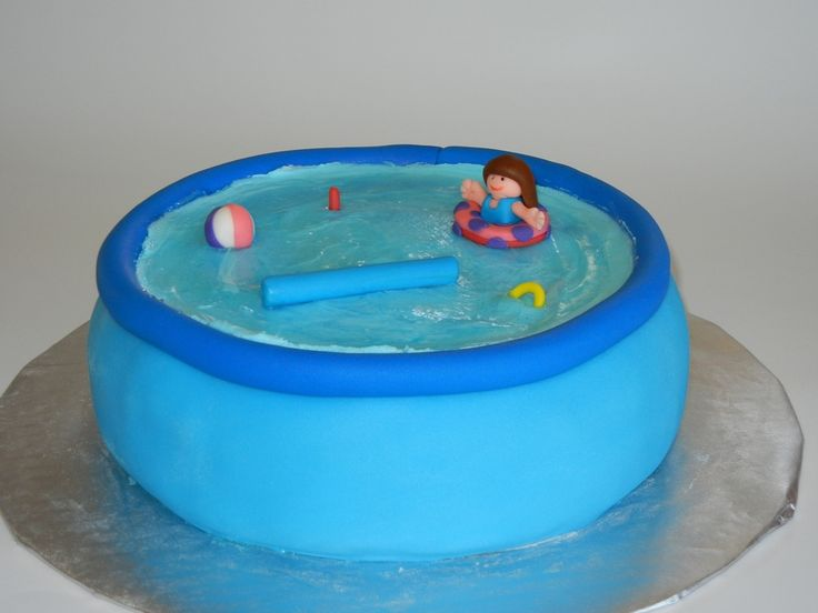 find this pin and more on swimming pool cakes by sharynrichards. beautiful ideas. Home Design Ideas