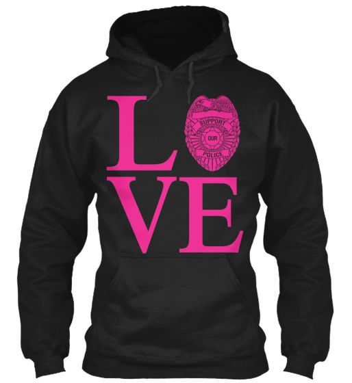 LOVE Our Brave Police Officers campaign