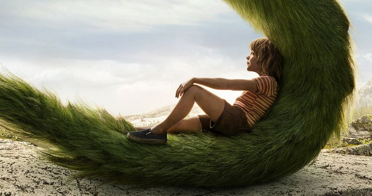 Pete's Dragon Poster Arrives, New Trailer Coming Tomorrow -- Get a closer look at young Pete and his pal in a new poster for Pete's Dragon, with the full trailer debuting tomorrow. -- http://movieweb.com/petes-dragon-poster-trailer-2-premiere-date/