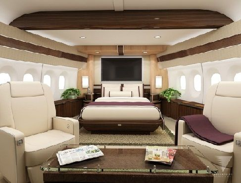 private jets private planes luxury jets privately owned bedroom