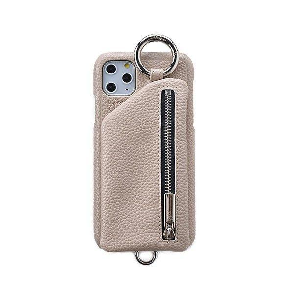 11promax xsmax対応 エジュー ajew 通販 一部12月上旬予約 ajew cadenas zipphone case shoulder 11promax iphone11 pro max ケース ac201900711pm バッグ ワンピースのダブルハート ショッピング iphoneケース ケース