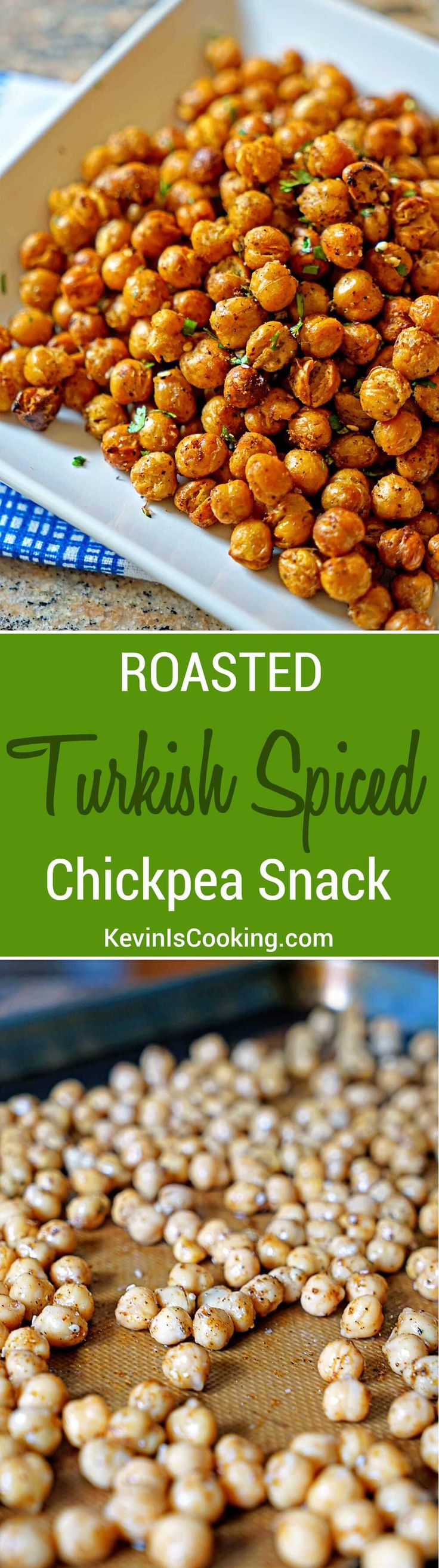 These are a wonderfully easy and simple to make healthy snack to have on hand. A fantastic spice blend recipe is included, too.
