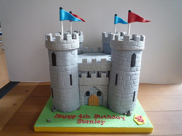 castle knight cakes - Google Search