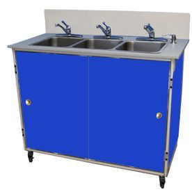 1000 ideas about portable sink on pinterest sinks basins and commercial kitchen - Portable sink lowes ...
