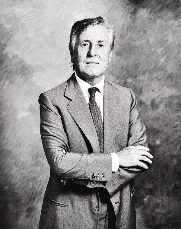 Lanfranco Colombo fotografato da Giuliana Traverso