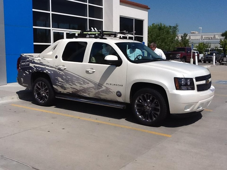 2013 Black Diamond #Chevy #Avalanche | CHEVORLET AVALANCHE ...