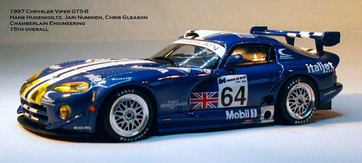 1997 Chrysler Viper GTS-R #64
