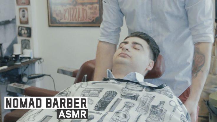 Βιντεοσκόπηση straight razor shave για το κανάλι του The Nomad Barber  The Nomad Barber is a web-series following how barber culture changes across the globe. We also film haircuts, shaves and head massages from all all corners of the world.  www.nomadbarber.com www.facebook.com/nomadbarber www.twitter.com/nomadbarber