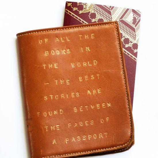 Leather Passport Case - FLORAL DOODLE by VIDA VIDA Discount Real Discount Geniue Stockist Outlet Nicekicks Excellent Cheap Wholesale Price caFCMqP