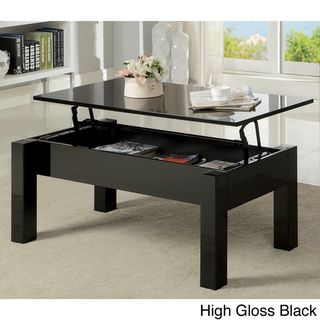 Furniture Of America Desmonte Bold Lift Top Coffee Table   Overstock™  Shopping   Great Deals On Furniture Of America Coffee, Sofa U0026 End Tables  Awesome!