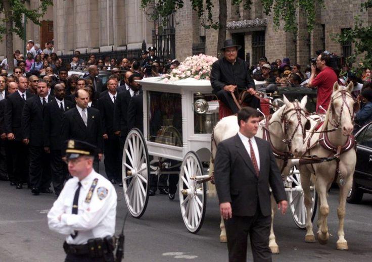 Aaliyah Haughton's Funeral
