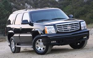 My 2002 Escalade -- it hit 185K miles today (2/7/12)
