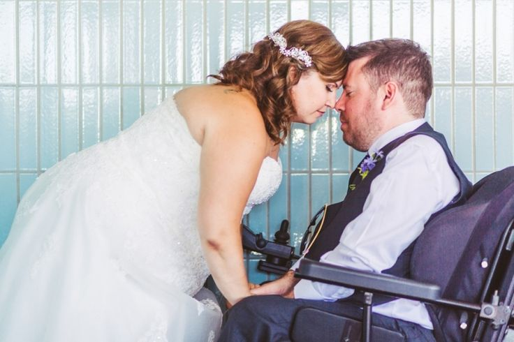 wheelchair wedding photography - 50.6KB