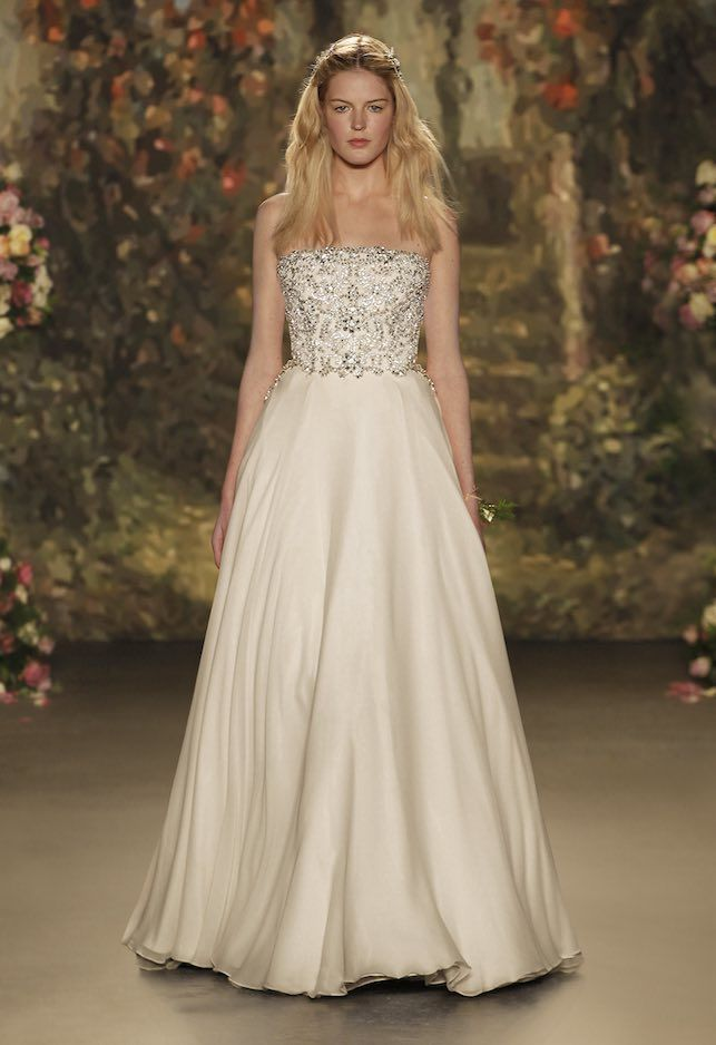 Elegant Jenny Packham Wedding Dresses 2016