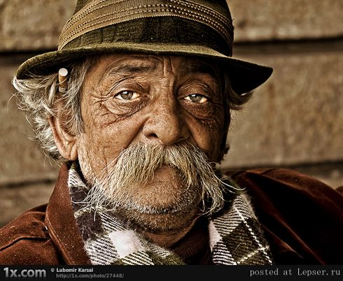 фотографии пожилых людей (33)
