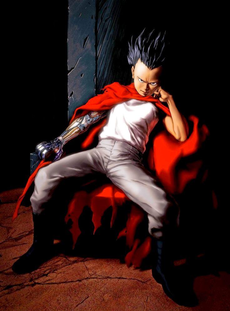 Classic Marvel Forever - MSH Classic RPG   Tetsuo Shima (Akira)