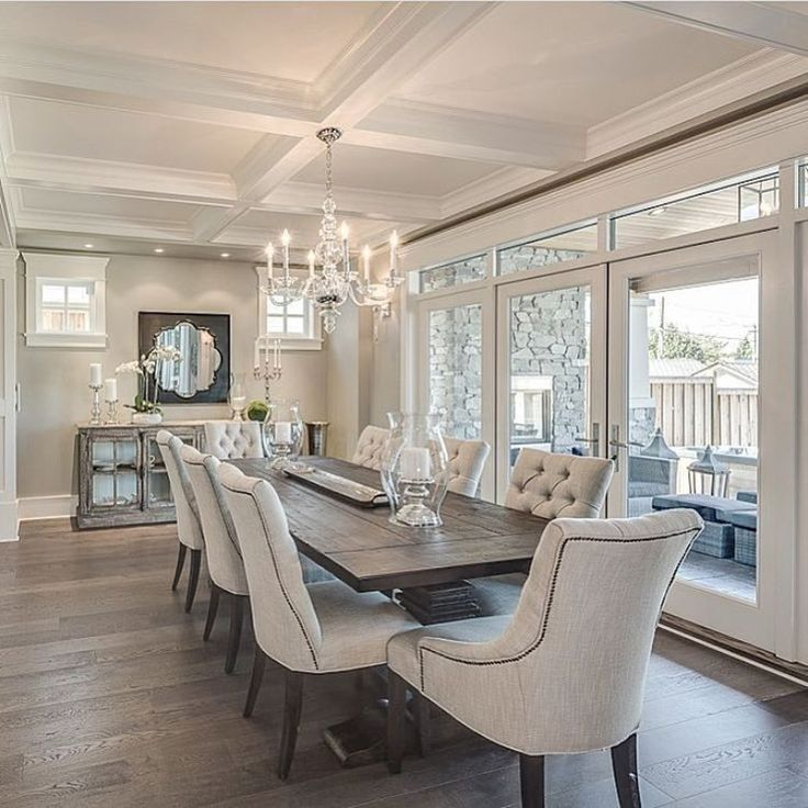 Best 25 Rustic Dining Rooms Ideas On Pinterest: Best 25+ Dining Rooms Ideas On Pinterest